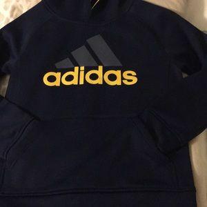 Adidas Boys Pullover size 8